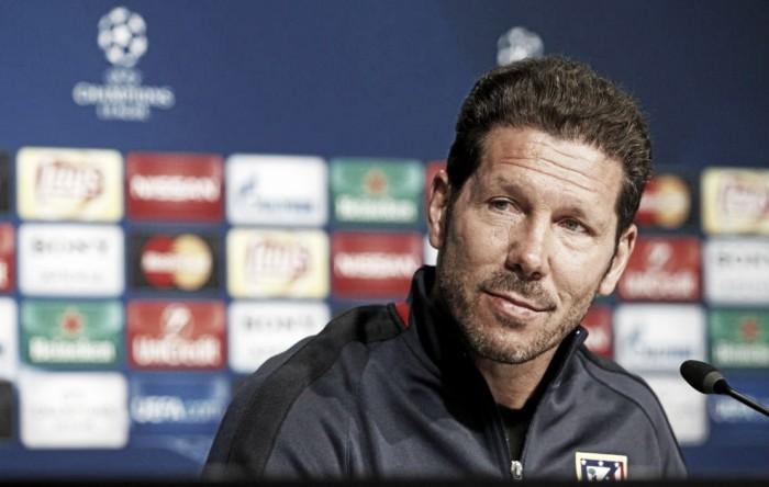 """Atletico Madrid, Simeone: """"Spero in una gara aperta per approfittare degli spazi del Real Madrid"""""""