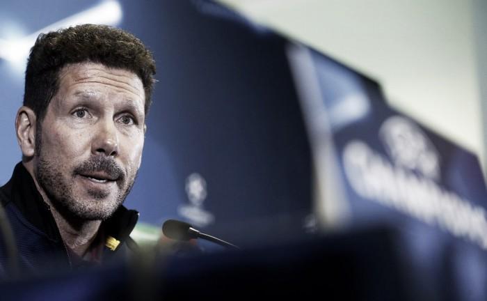 """Champions League, Simeone presenta il Rostov: """"Pericolosi e con le idee chiare"""""""