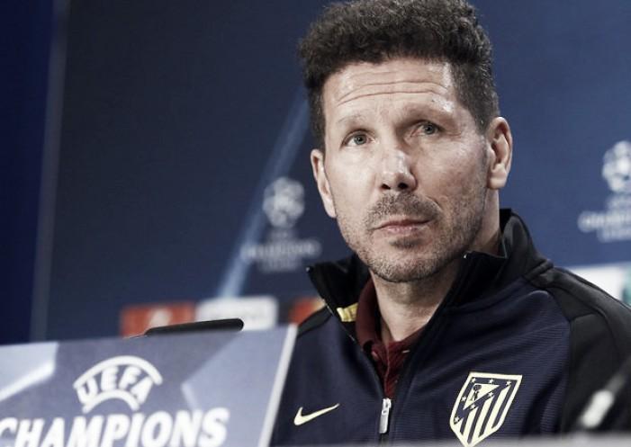 """Atletico, Simeone nella tana del Leicester: """"Fondamentale segnare"""""""