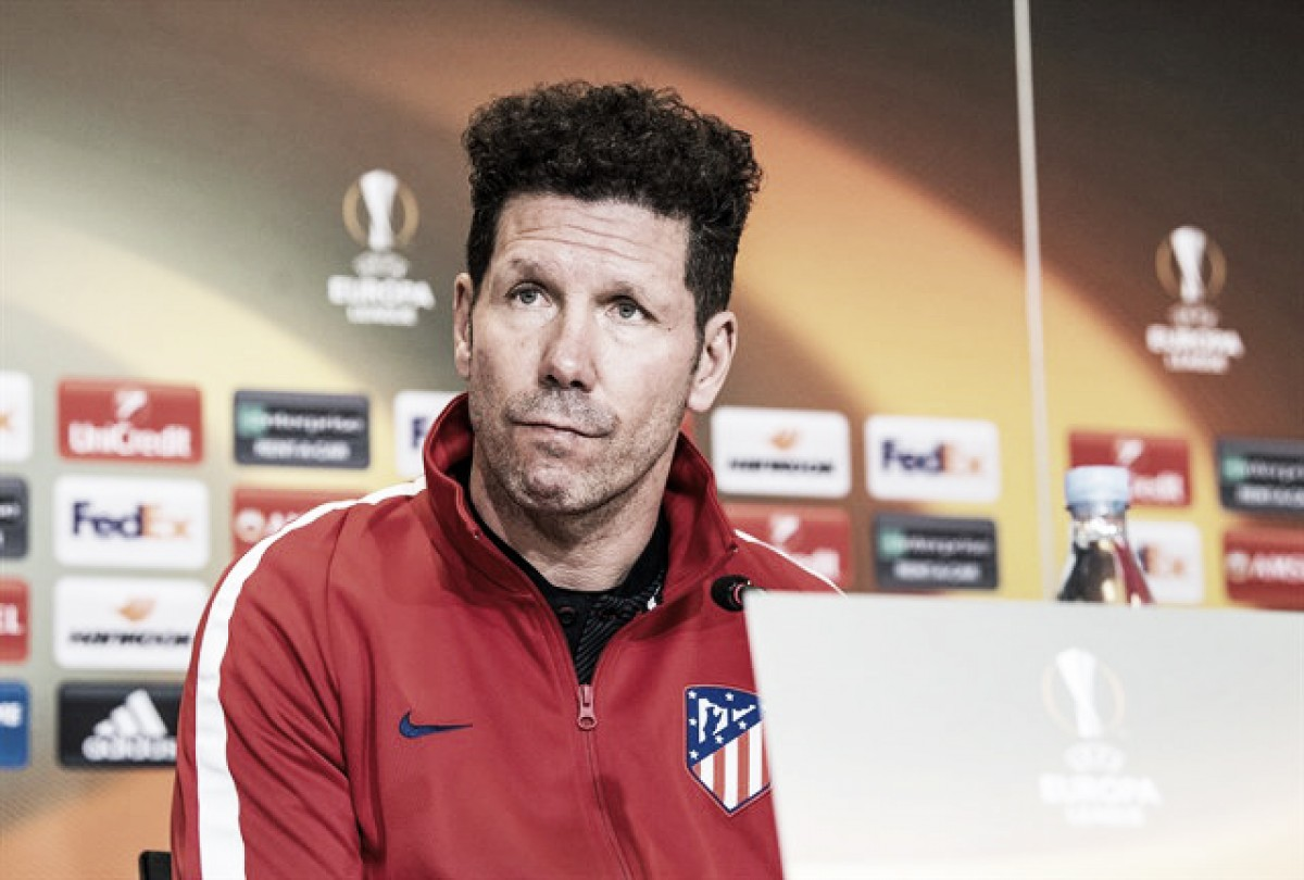 Europa League: Simeone quiere agrandar su legado