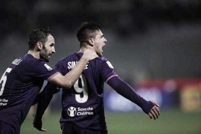 Agónico empate de Fiorentina que agraba la crisis del Inter
