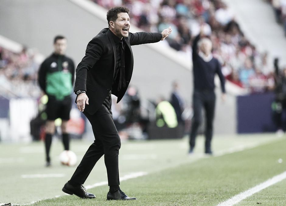 Un comienzo de Liga que engaña en el Atlético de Madrid