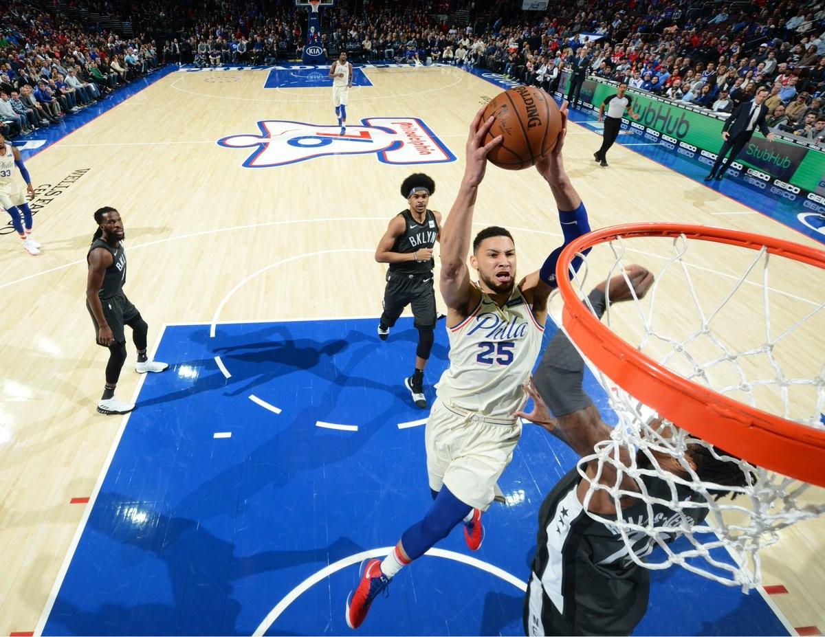 NBA - I Philadelphia 76ers superano i Brooklyn Nets, ma che fatica! Bene anche Boston che ottiena la W contro Orlando