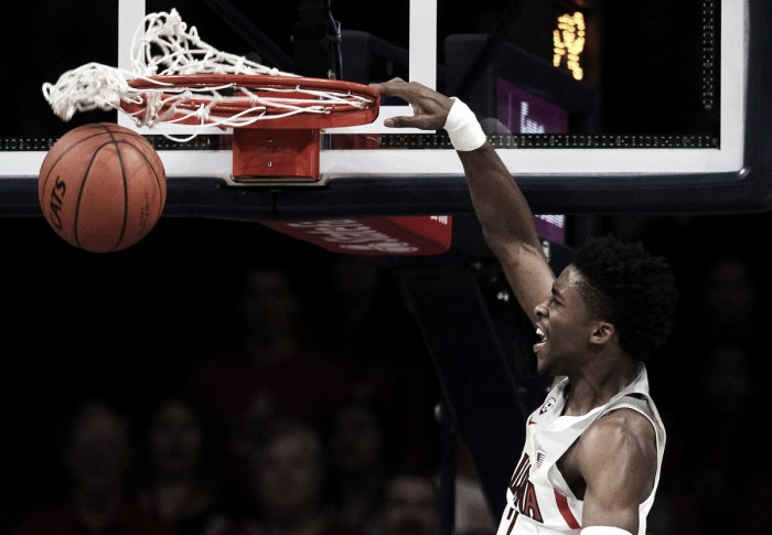 #16 Arizona Wildcats get easy victory over Texas Southern Tigers