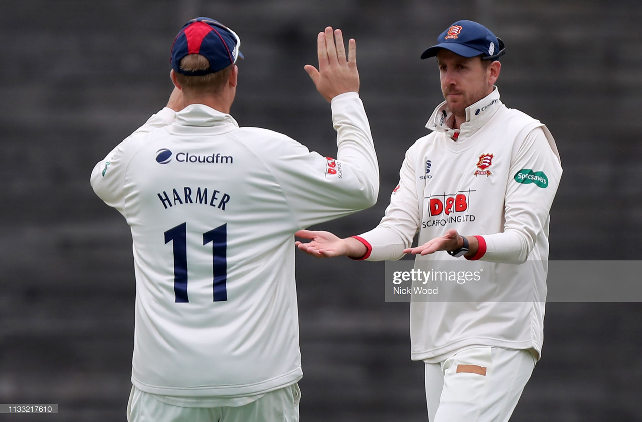 County Championship Roundup - Essex go top after round 10
