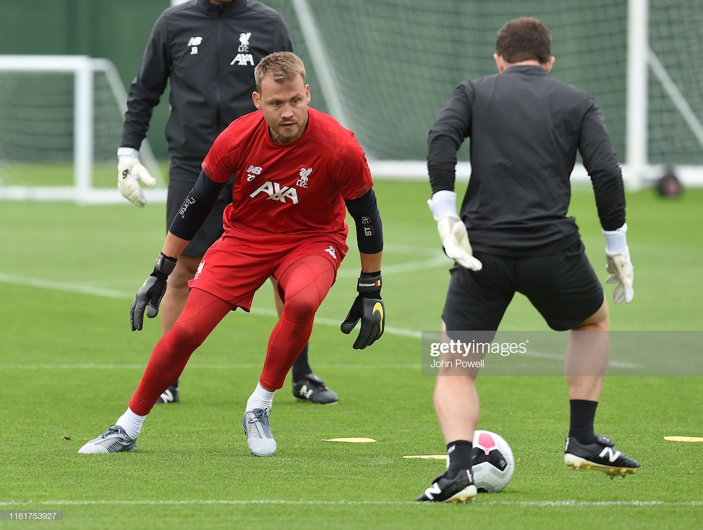 Jurgen Klopp confirms that Simon Mignolet will stay at Liverpool despite the Belgian's desire for first-team football
