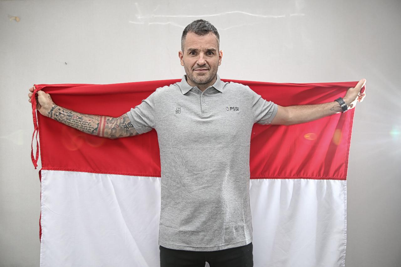 Simon Pantau Timnas U-22 Di Kamboja