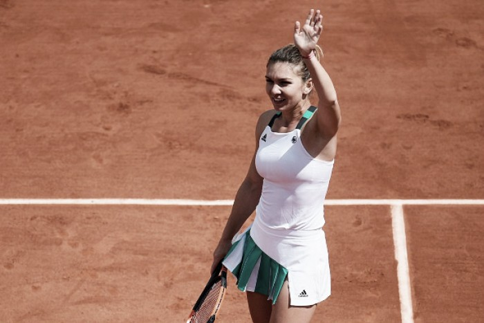 French Open: Simona Halep blitzes past Carla Suarez Navarro to advance to quarterfinals
