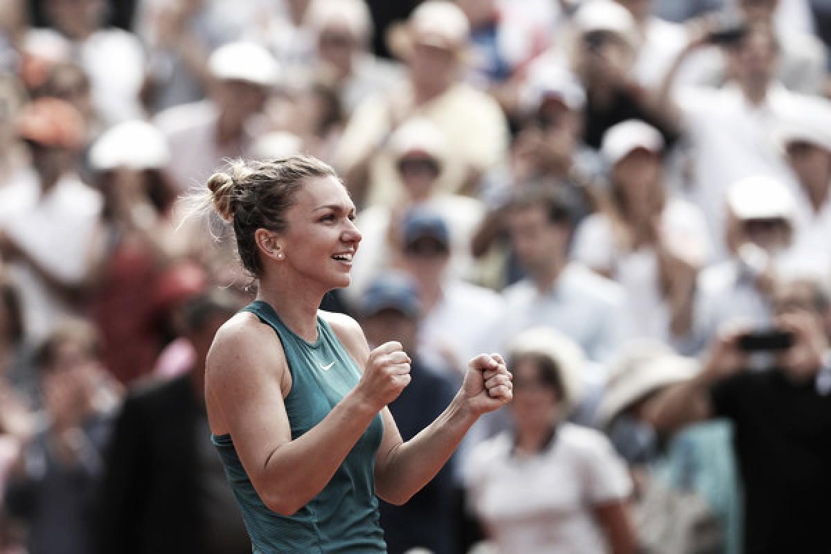 """Simona Halep: """"Soñaba con este momento desde que empecé a jugar al tenis"""""""