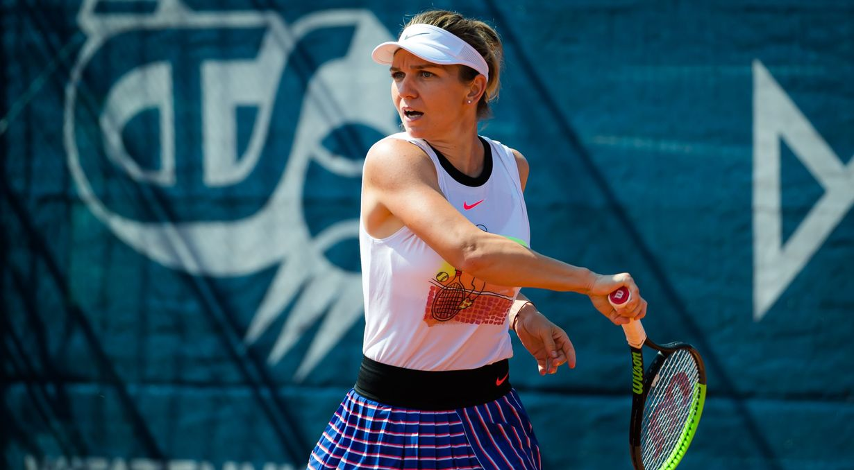 WTA Prague Day 5 wrapup: Halep crushes Frech; Mertens, Pliskova win; Begu vs Sorribes Tormo delayed