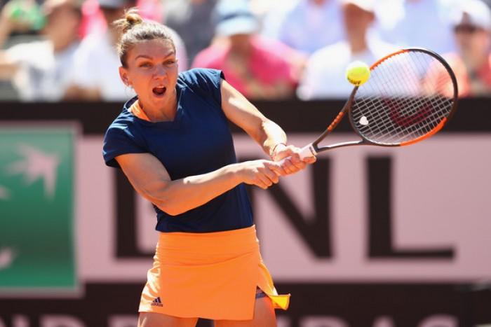 WTA Roma 2017 - Halep batte Siegemund, vola Karolina Pliskova
