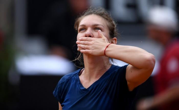WTA Roma 2017: Halep in finale, la Bertens lotta un set