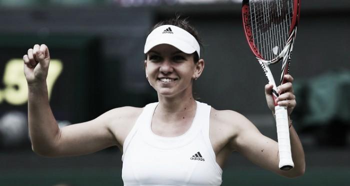 Wimbledon 2016: Simona Halep