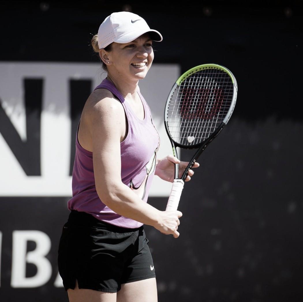 Simona Halep, fuera del Bad Homburg Open
