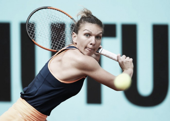 WTA Madrid: Simona Halep edges closer to defending her title