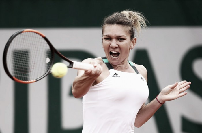 French Open: Simona Halep eases past Daria Kasatkina in straight sets