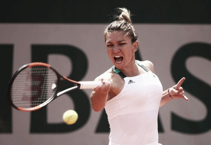 French Open: Simona Halep produces comeback of the tournament to defeat Elina Svitolina