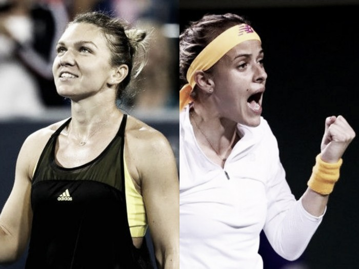 WTA Shenzhen first round preview: Simona Halep vs Nicole Gibbs