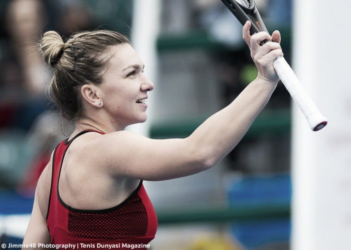 Sharapova battles back in Shenzhen but Ostapenko shocked