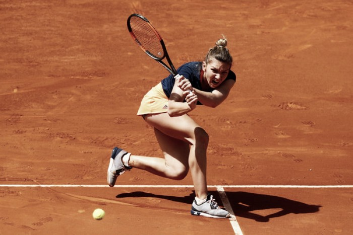 WTA Madrid: Simona Halep whiskers past through Roberta Vinci in a final set tiebreak