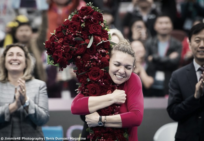 2017 WTA Finals Player Profile: Simona Halep