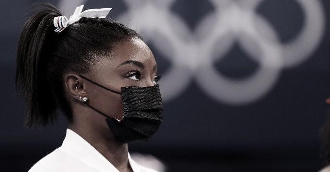 Simone Biles desiste do individual geral e vai reavaliar sequência nas disputas em Tokyo 2020