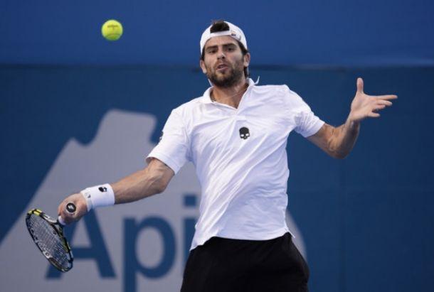 ATP Nottingham, avanza Simone Bolelli
