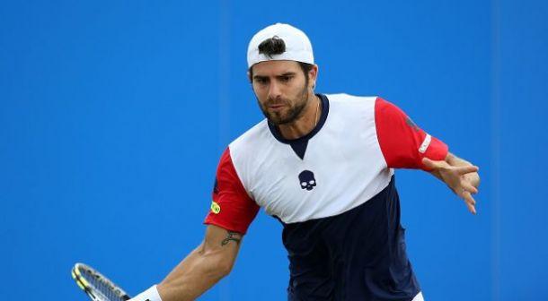 ATP San Pietroburgo, la corsa di Bolelli si spegne al cospetto di Sousa. Oggi le semifinali