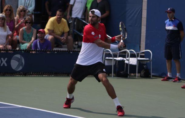 ATP Shanghai Rolex Masters 2015: Bolelli cede a Pospisil