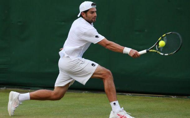 Wimbledon 2015: Bolelli sfiora l'impresa con Nishikori