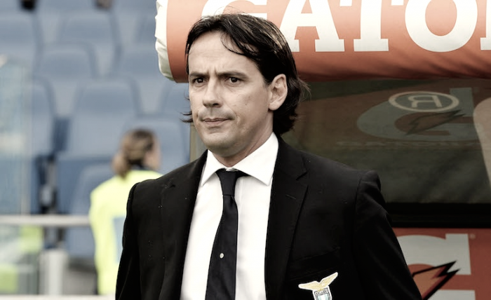 Simone Inzaghi in conferenza stampa: