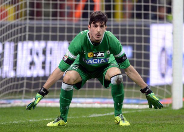 Scuffet resta a Udine, niente Atletico