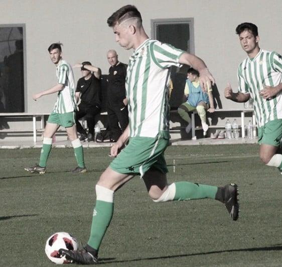 Simón Lecea regresa al Real Betis