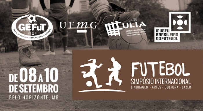 Núcleos da UFMG promovem II Simpósio Internacional Futebol, Linguagem, Artes, Cultura e Lazer
