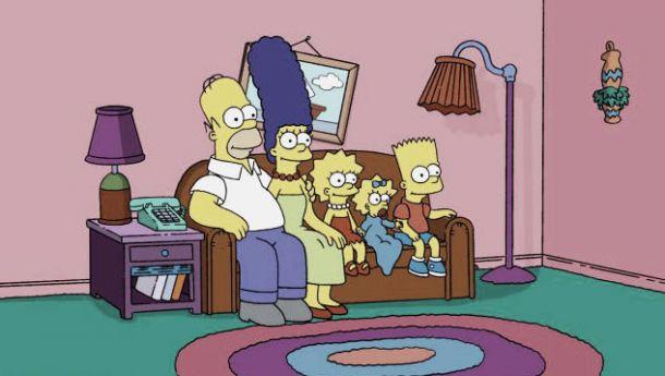 Todos los gags del sofá de 'Los Simpson' en un único vídeo
