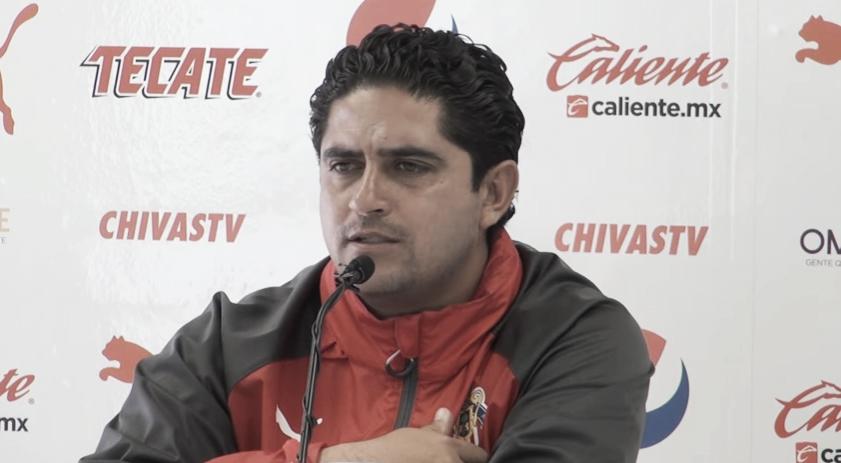 """Luis Camacho: """"La victoria nos sirve como un envión anímico"""""""
