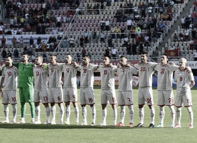 Macedonia 4 - 0 Kazajistán: el segundo amistoso macedonio para coger más fuerzas que nunca