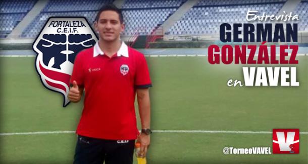 """Germán González: """"La disciplina hace grandes profesionales"""""""