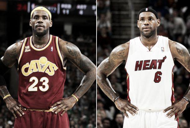 Miami-Cleveland lidera un martes clave en la NBA