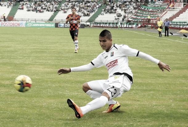 César Arias se pierde el resto de la temporada con el Once Caldas