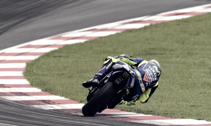 """Rossi: """"Estoy solo a dos décimas del tiempo de Viñales"""""""