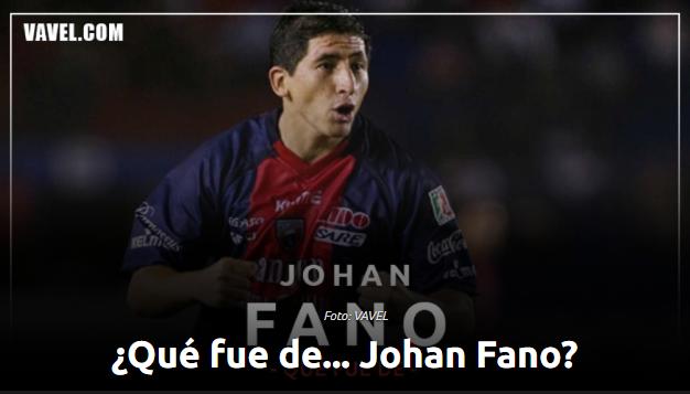 ¿Qué fue de... Johan Fano?