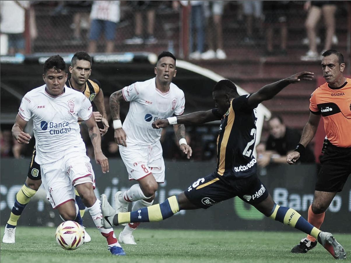 Andrés Roa: ¿vuelve contra Talleres?