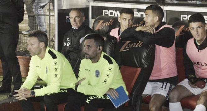 Lucas Bernardi: ''No tuvimos un buen partido''