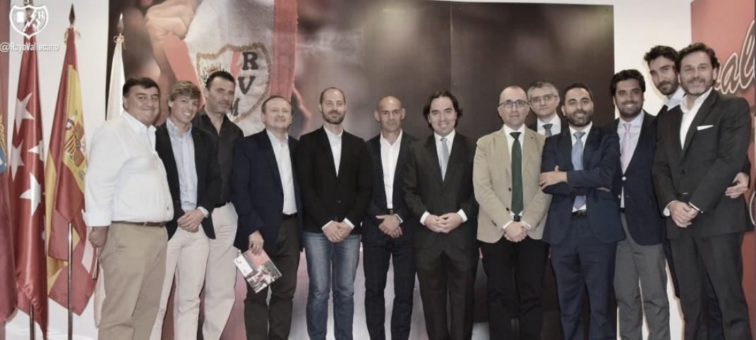 """Martín Presa: """"El Rayo no tiene intención de construir un nuevo estadio desde cero"""""""