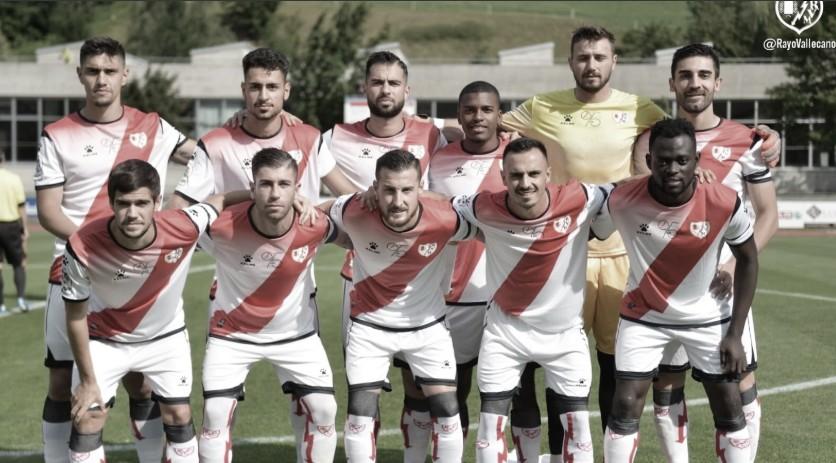 Tropiezo del Rayo ante el FSV Mainz 05