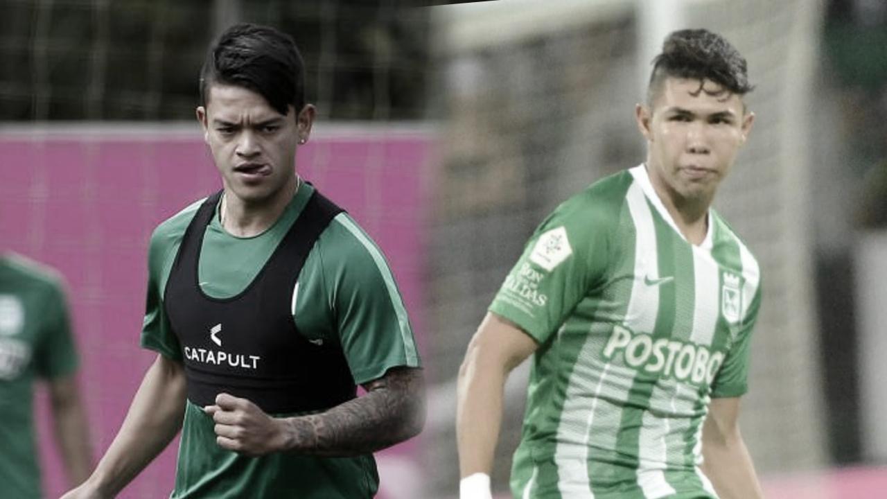 Nicolás Hernández y Ronaldo Lucena no continuarán en Atlético Nacional