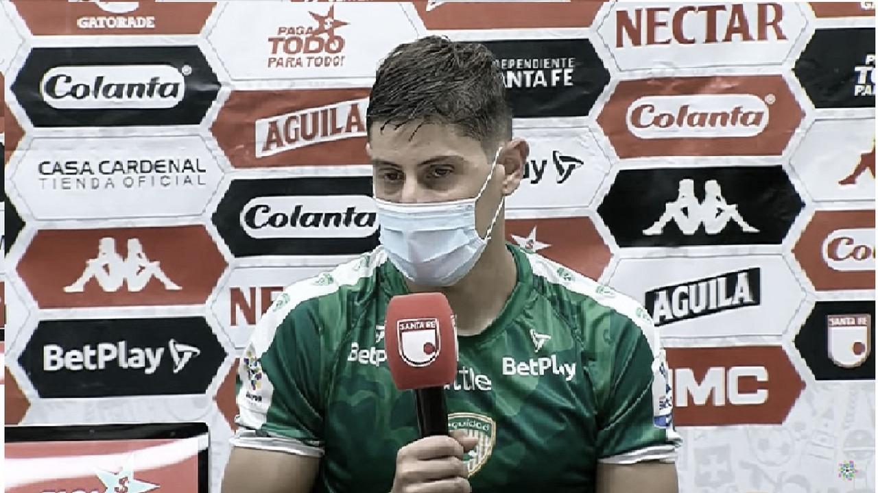 """Pablo Lima: """"Este equipo quiere ser campeón"""""""