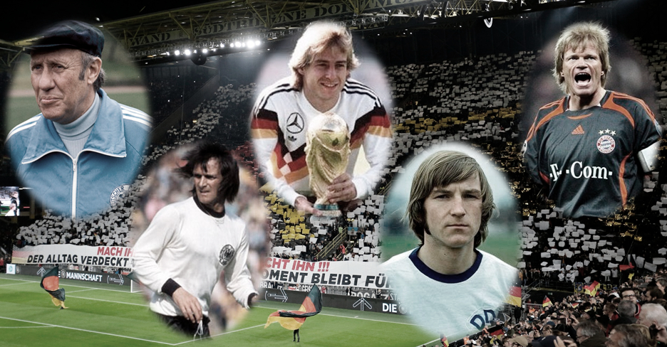 Cinco nuevos miembros al Salón de la Fama del fútbol alemán