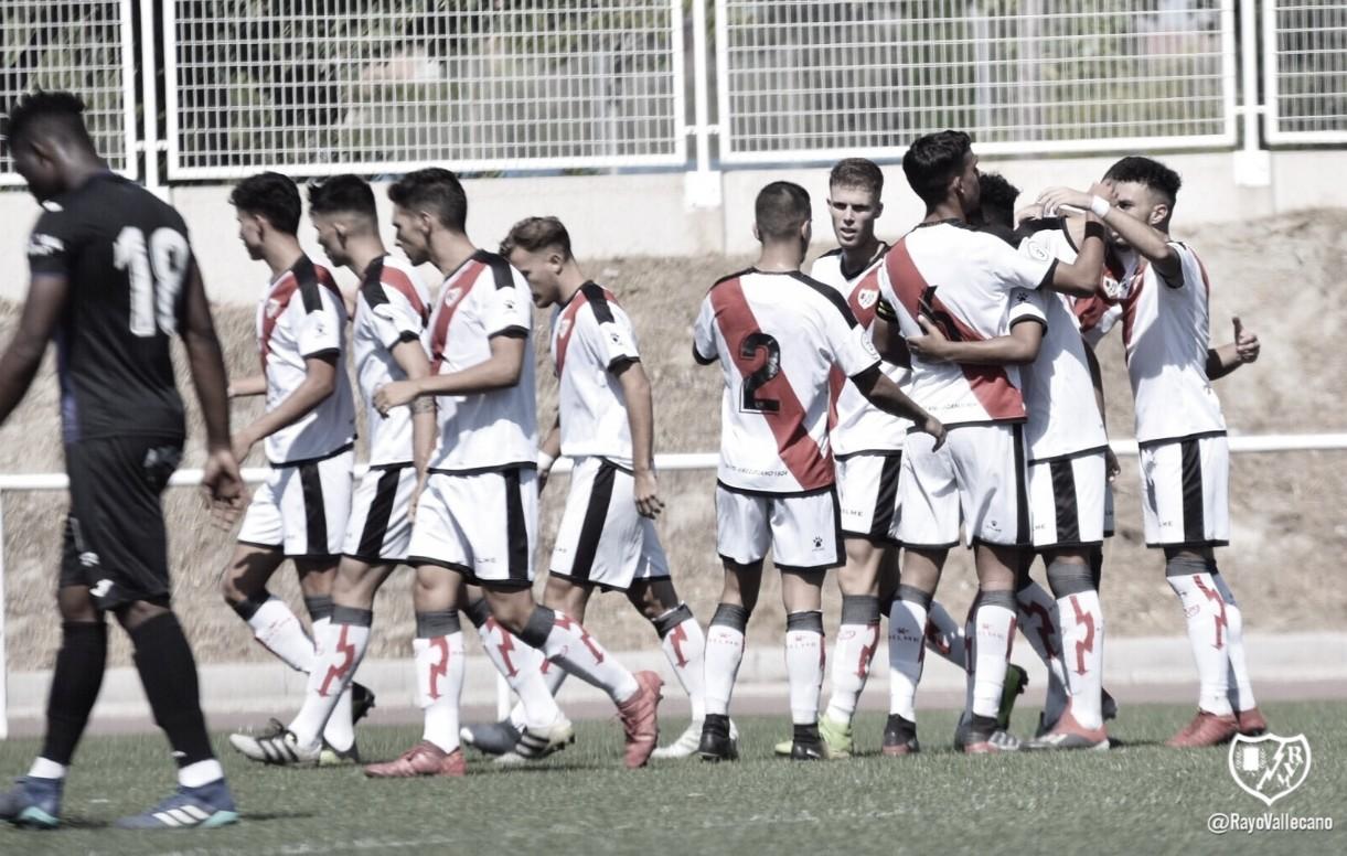 El Rayo B se mete en la final de la Copa Federación